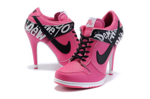 high heel nikes air jordans