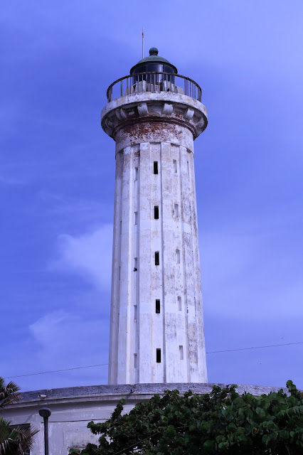 pondicherry, puducherry, lighthouse, blue sky