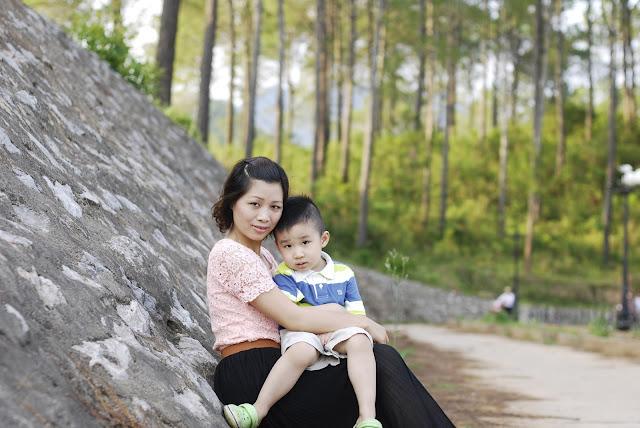 Hành trình du lịch Mộc Châu của gia đình Dế Mèn