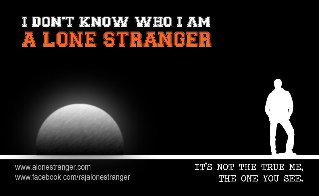 A Lone Stranger