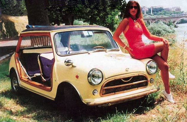 Maximum Mini Innocenti Based Beach Cars