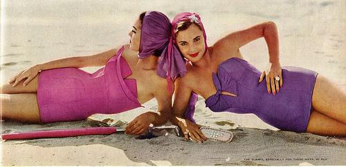 rose marie reid bathing suit