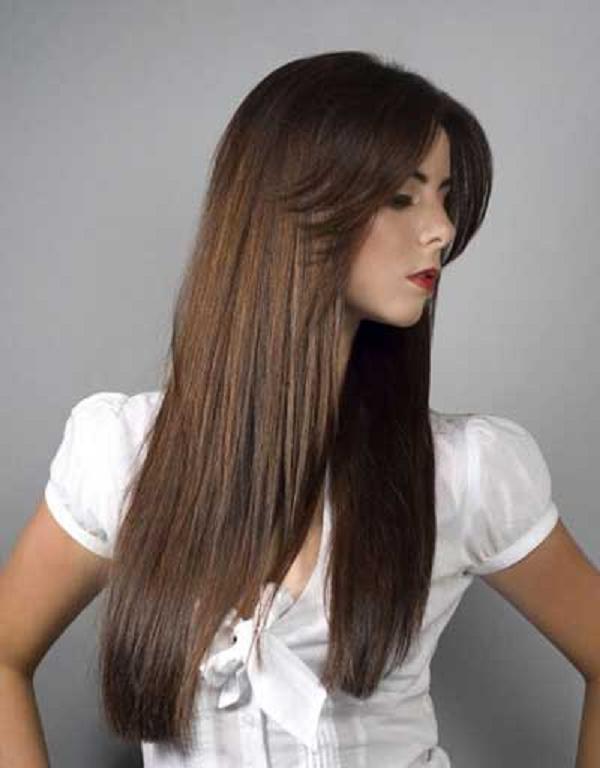 Peinados De Fiesta 40 peinados modernos larga para mujeres