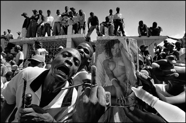 Религиозные и языческие праздники народов мира на  фотографиях Кристины Гарсия Родеро