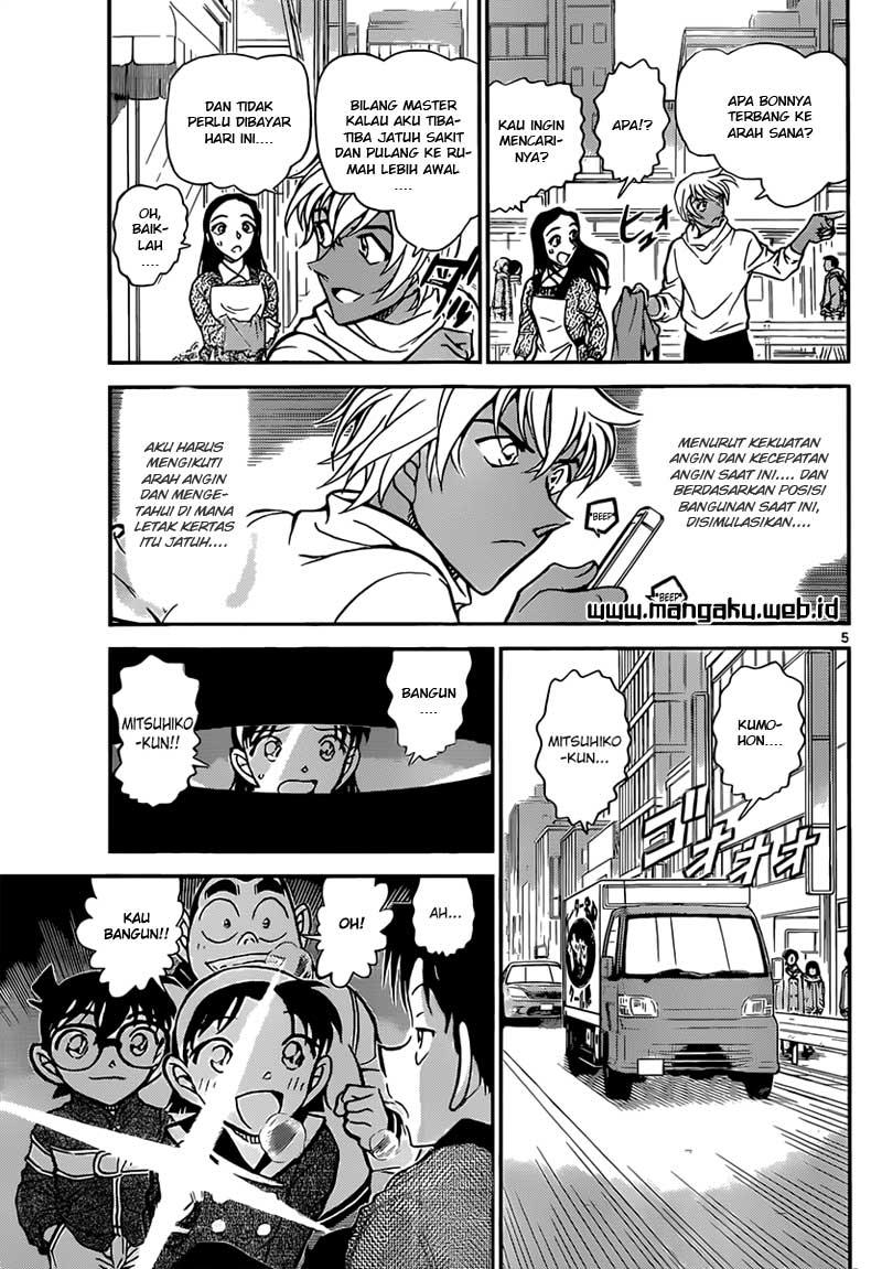 Komik detective conan 843 844 Indonesia detective conan 843 Terbaru 5|Baca Manga Komik Indonesia|Mangacan