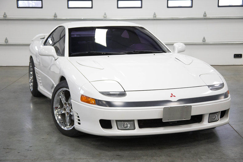 Daily Turismo Twin Turbo Awd 5 Spd 1992 Mitsubishi 3000gt Vr4