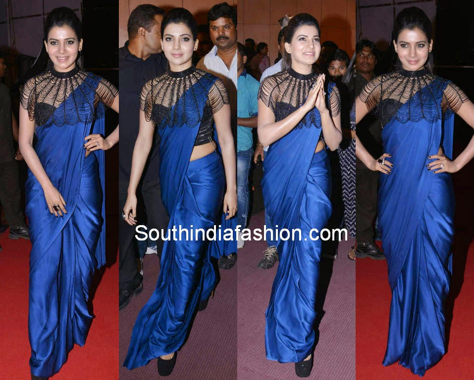 samantha at rabhasa music launch