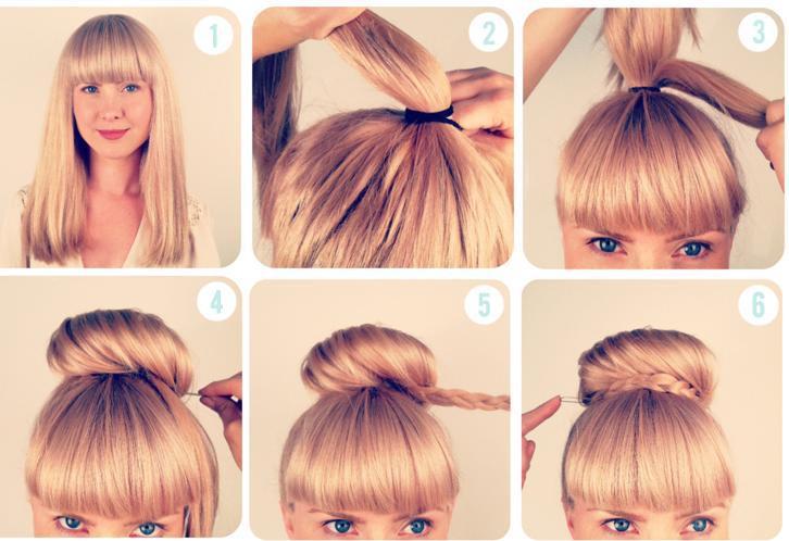 coupe de cheveux femme facile à faire