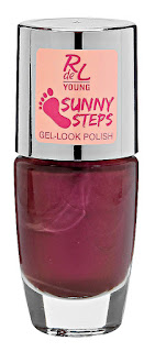 "RdeL Young ""Sunny Steps"" Gel-Look Polish - www.annitschkasblog.de"