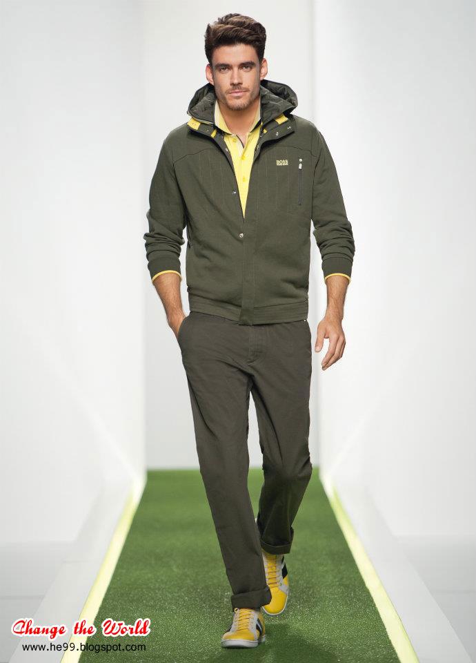 Casual Dresses For Mens Boss Hugo Boss Sports Wear For