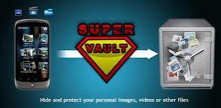 Aplikasi Android Super Vault