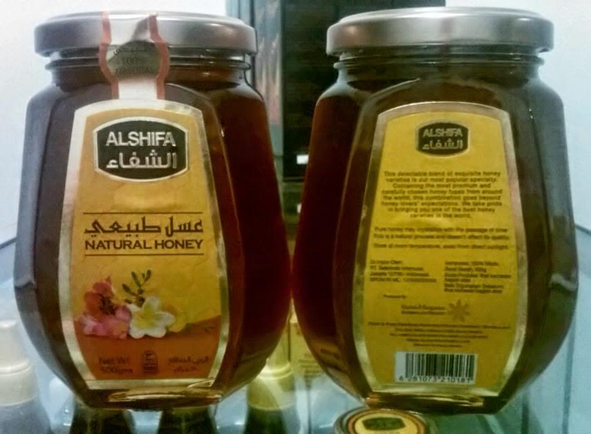 Madu Al shifa Import