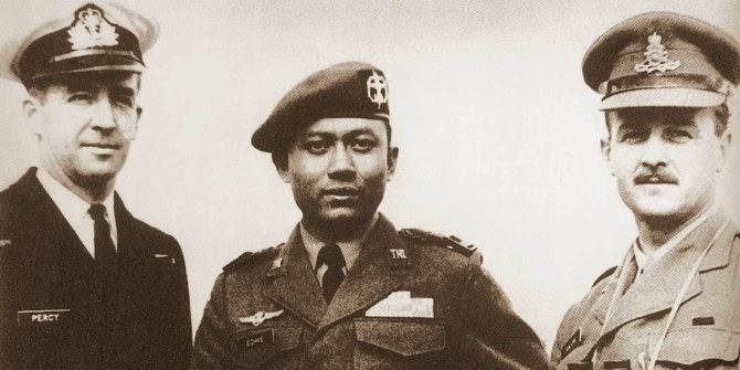 Sarwo Edhie Wibowo. ©buku Kepak Sayap Putri Prajurit