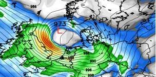 Orkan Deutschland am kommenden Samstag, 15. September 2012, Deutschland, Orkan Sturm Hurrikan Deutschland, aktuell, Wettervorhersage Wetter, September, 2012,