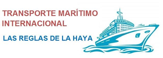 Transporte marítimo internacional-reglas de la haya