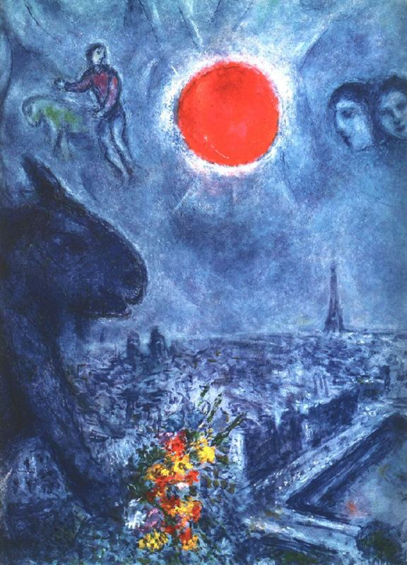 Daily Artist Marc Chagall July 6 1887 28 March 28 1985