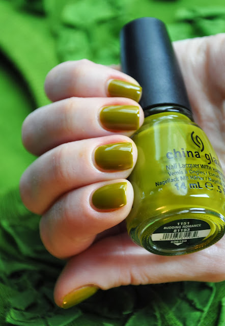 Budding Romance CHINA GLAZE Avant Garden