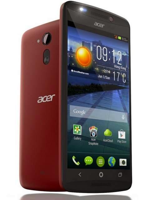 Harga Serta Spesifikasi Android Acer Liquid Jade