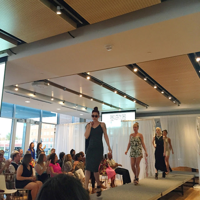 Visions GR, Grand Rapids, Fashion Show, Downtown GR