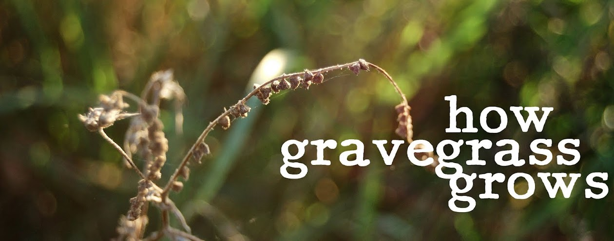 How Gravegrass Grows