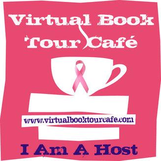 virtual book tour cafe