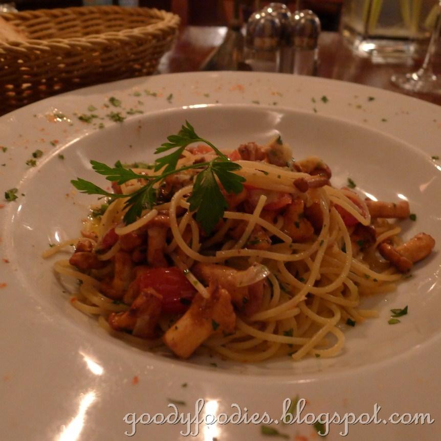 Leverkusen Germany  City new picture : GoodyFoodies: La Vecchia Osteria, Leverkusen, Germany