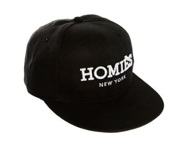 Homies Black Baseball Cap Asos