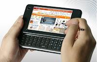 Pengguna Internet di Indonesia Melejit Pesat