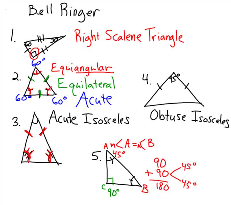 equiangular scalene triangle - photo #29