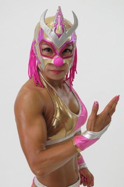 Command Bolshoi - Japanese Female Wrestling