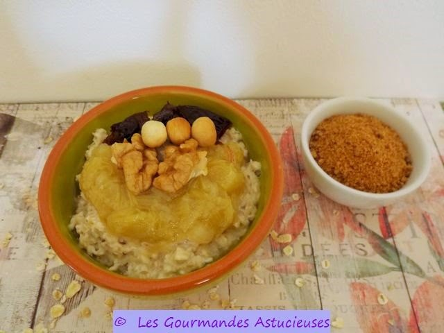 Comment faire du porridge ?