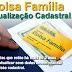Adustina: Beneficiários do Bolsa Família que estão com cadastros desatualizados há mais de 2 anos, devem procurar a Secretaria de Assistência Social