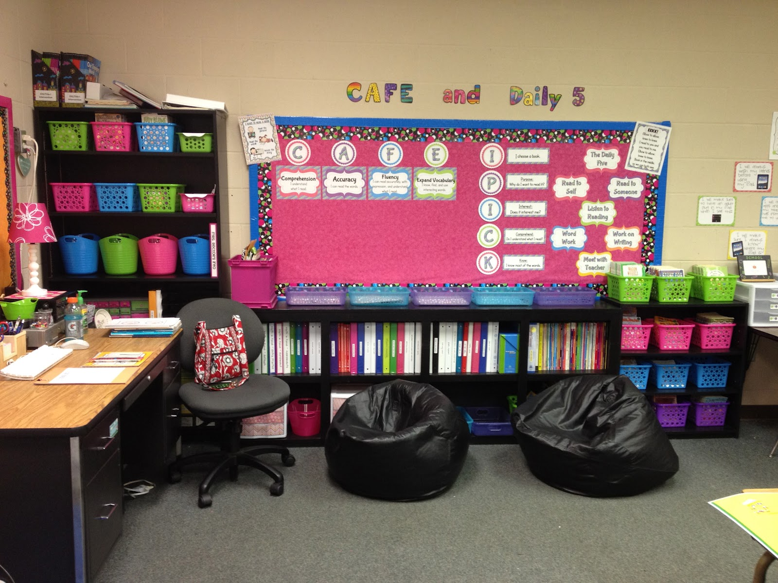 Classroom Decor For Grade 5 ~ Nd grade stuff take a tour of my classroom