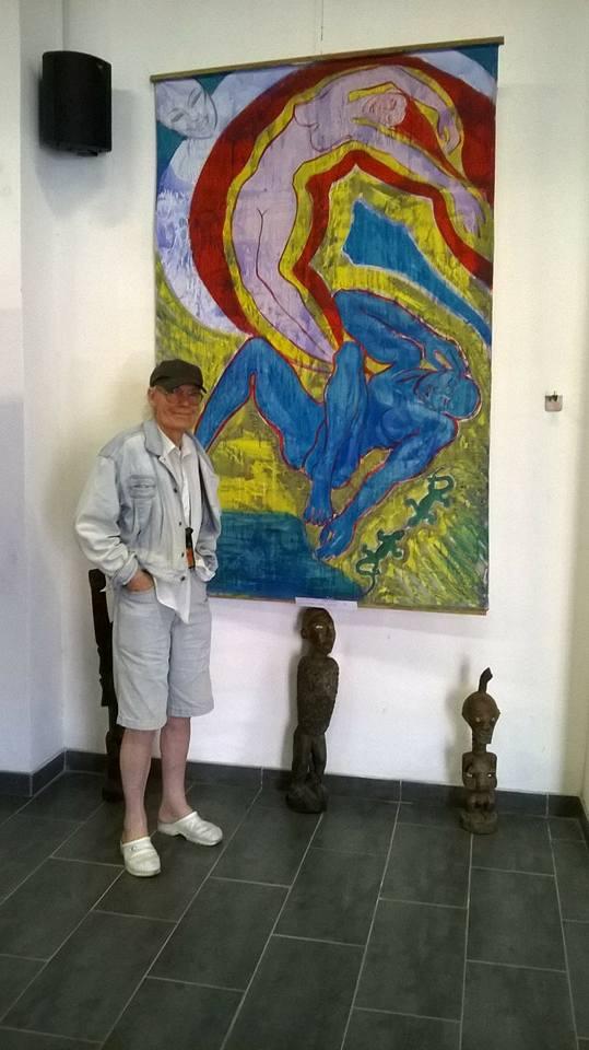 da gilioli la sua mostra uno dei suoi dipinti più belli