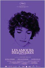 Les amours imaginaires, Xavier Dolan, affiche, poster