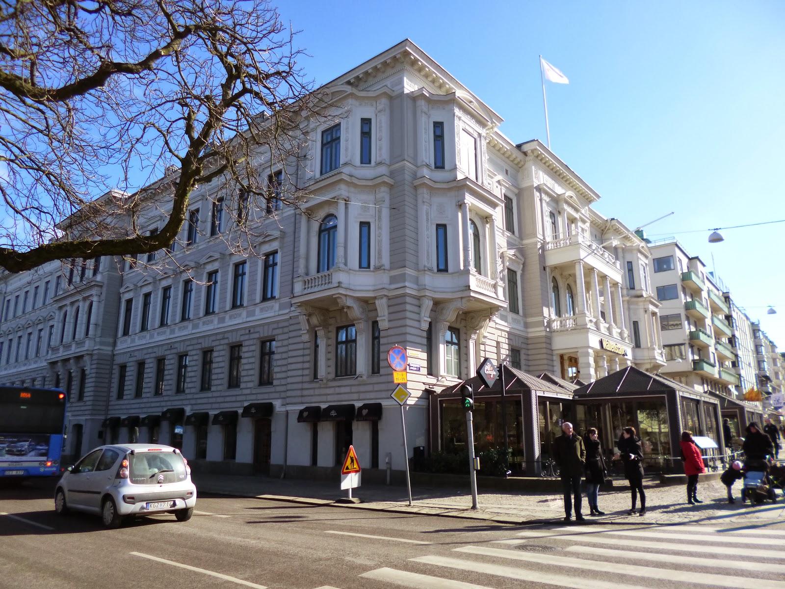edificio goteborg