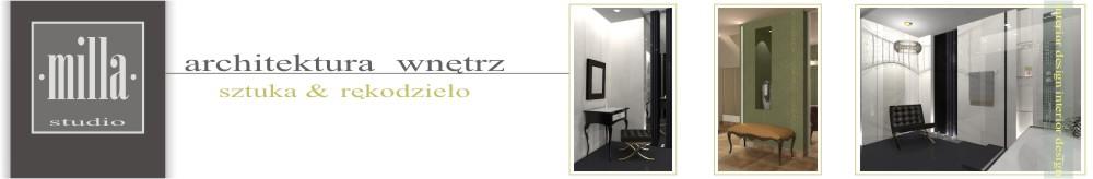 Architektura wnętrz - MILLA studio
