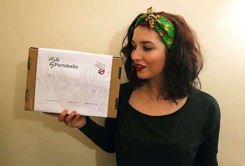 style by portobello vintage subscription box