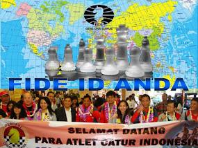 FIDE ID Anda PECATUR INDONESIA