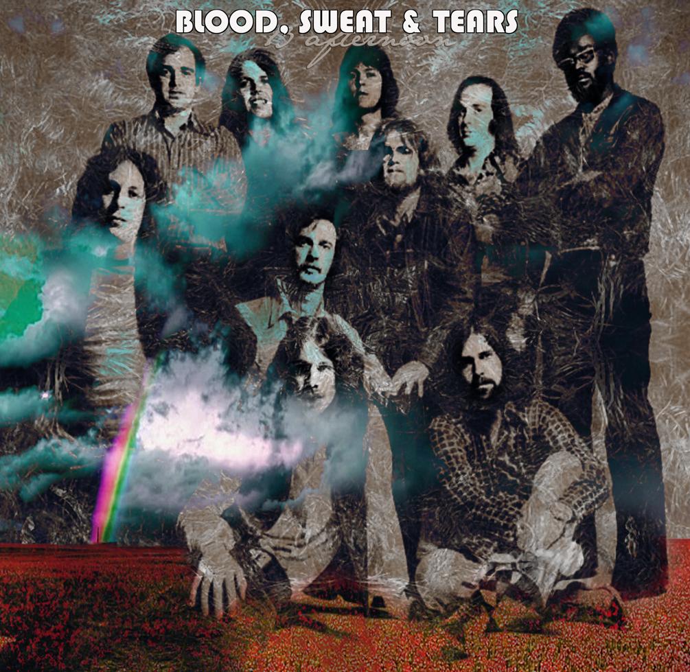 BLOOD, SWEAT & TEARS - 13 afternoon