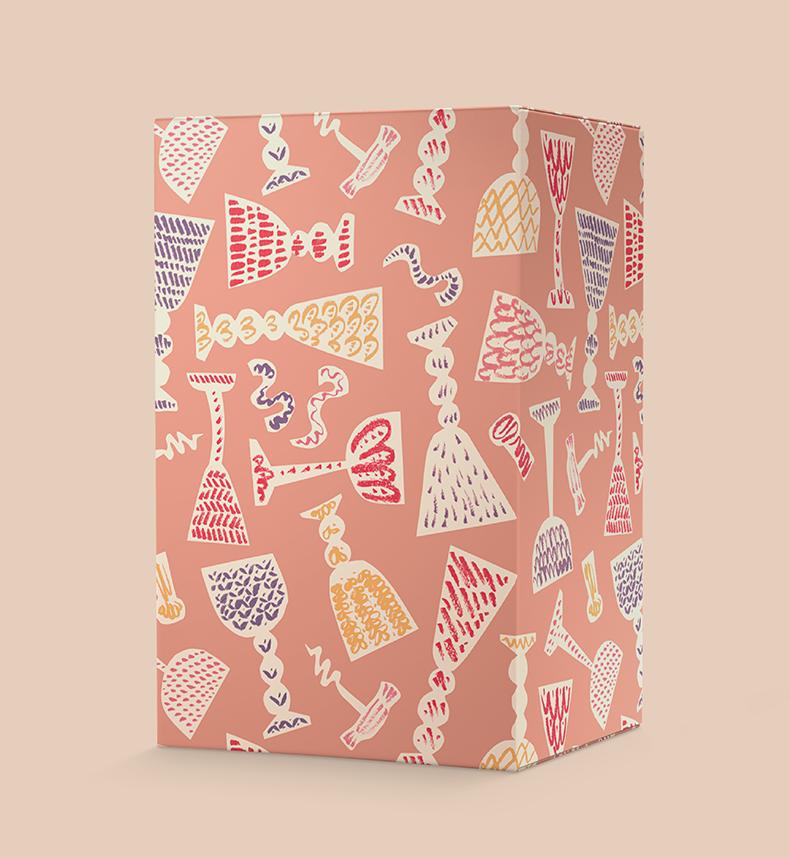 Pattern design, 2012 -  Johanna Astrén