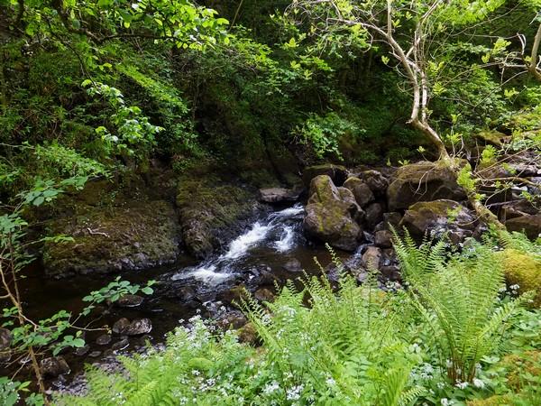écosse scotland skye randonnée uig cascade rha waterfall