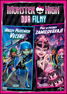 Monster+High Download Monster High: Dois Filmes – Dublado