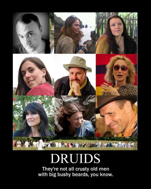 Druides ?