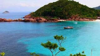 Inilah wisata pulau paling Eksotis di Malaysia