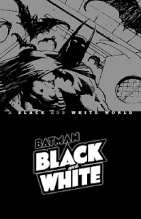 Batman Black and White, Neil Gaiman and Simon Bisley