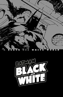 Batman Black and White, Neil Gaiman and Simon Bisley