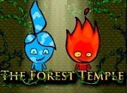 Fire Boy and Water Girl 1 in the Forest Temple
