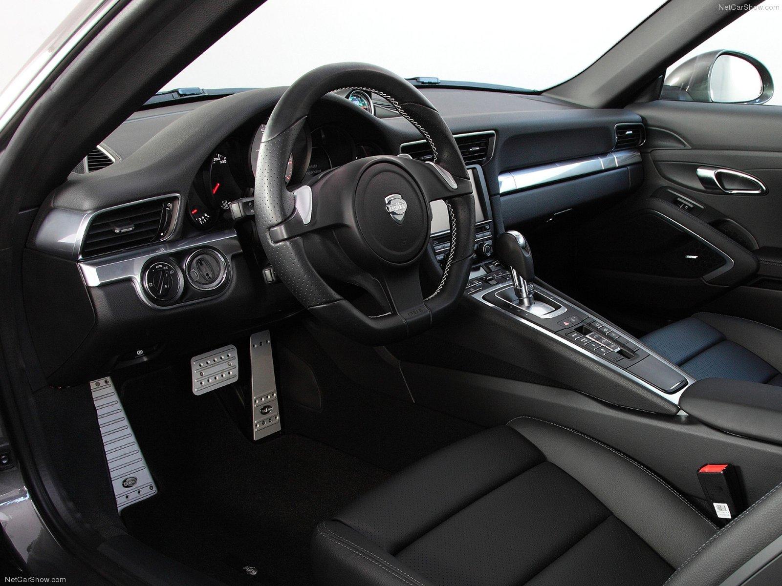 Hình ảnh xe ô tô TechArt Porsche 911 Carrera 2012 & nội ngoại thất