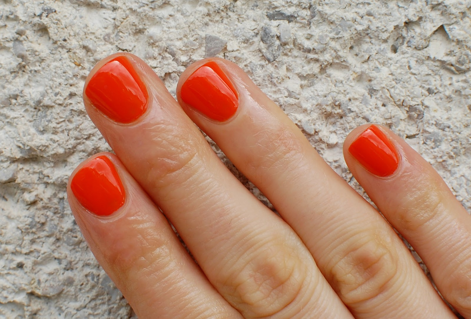 Kiko Nail Polish Orange, 280